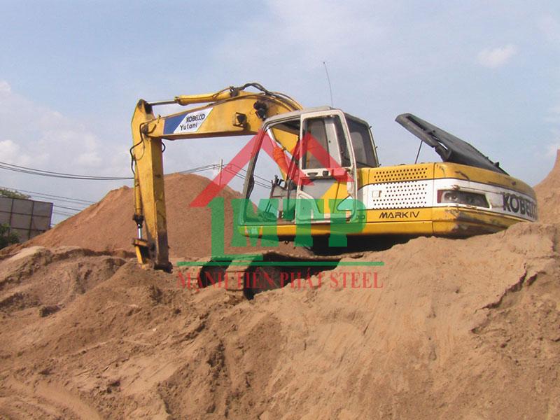 Bảng báo giá cát đá xây dựng huyện Củ Chi