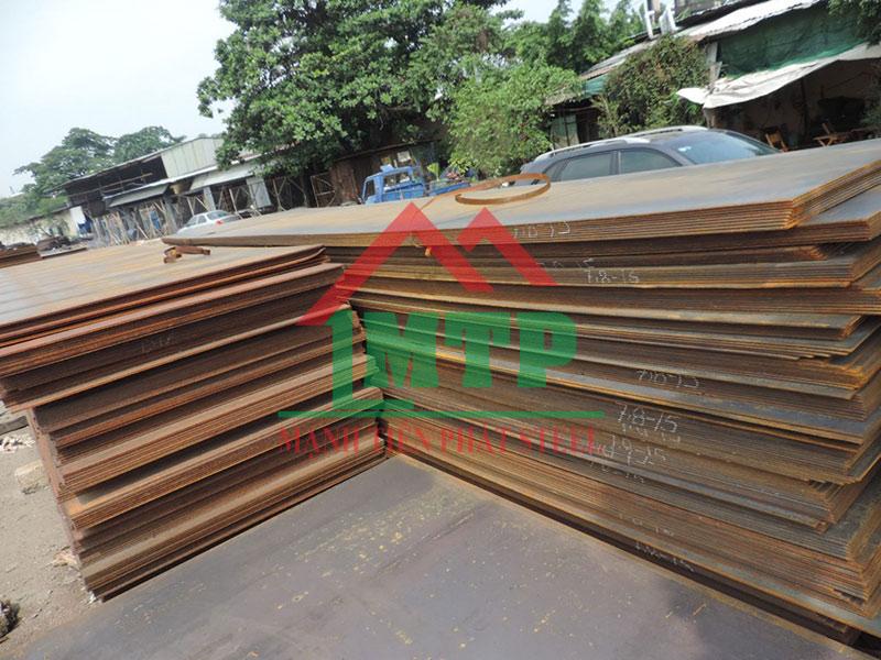 Bảng báo giá thép tấm quận Bình Tân