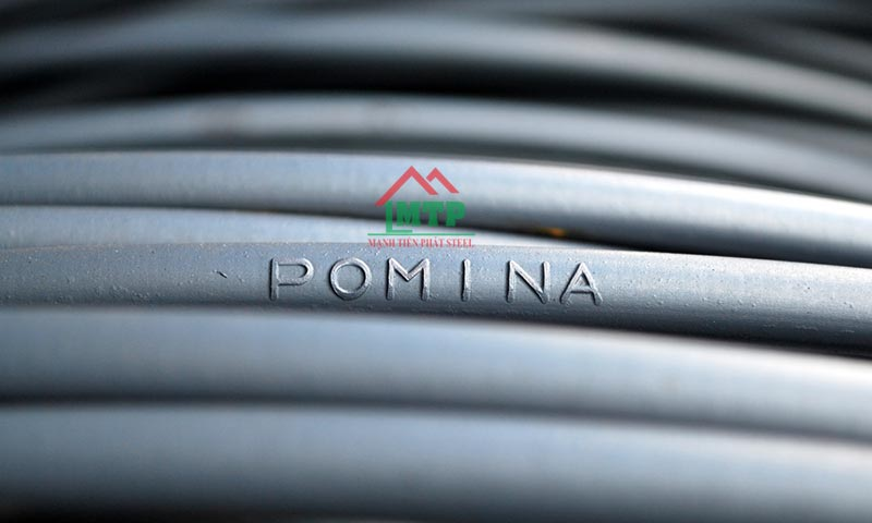 Giá thép xây dựng Pomina