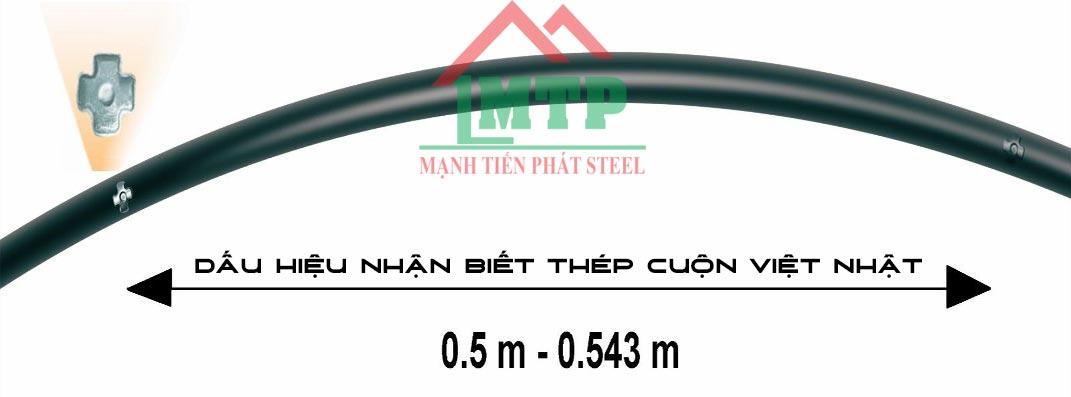 Bảng báo giá thép Việt Nhật, bang bao gia thep viet nhat
