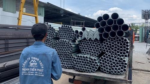 Mạnh Tiến Phát cung cấp đầy đủ các loại thép ống
