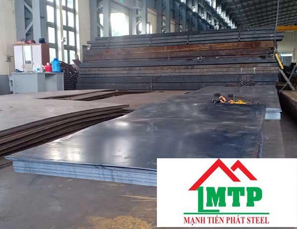 Đại lý sắt thép MTP chuyên cung cấp thép tấm A572