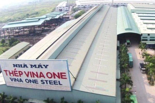 Nhà máy thép Vinaone